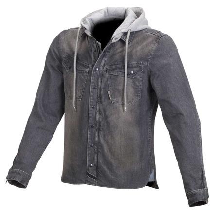 Westcoast casual hoodie - Donker Grijs
