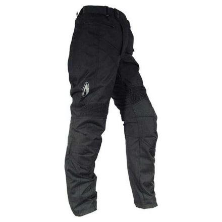 Everest textiele motorbroek - Zwart
