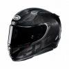 Motorhelm , RPHA 11 carbon Bleer - Zwart-Grijs