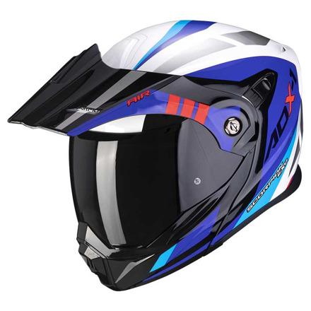 MODULABLE ADX-1 LONTANO - Zwart-Wit-Blauw-Rood