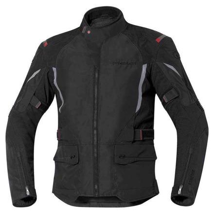 Cadora Gore Tex textiele motorjas - Zwart