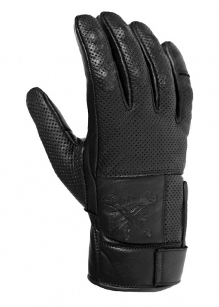 John Doe Shaft handschoen, Zwart (3 van 3)