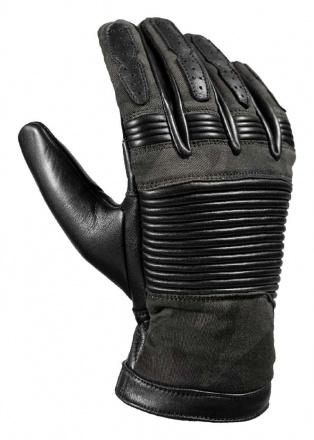 Durango handschoen - Zwart-Grijs