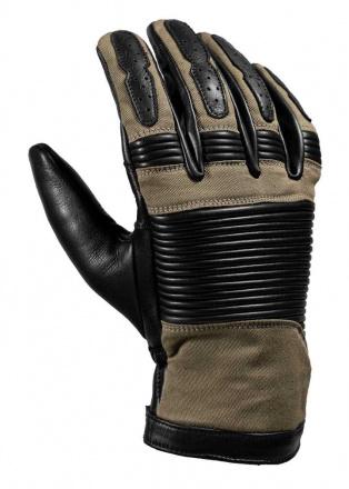 Durango handschoen - Zwart-Creme