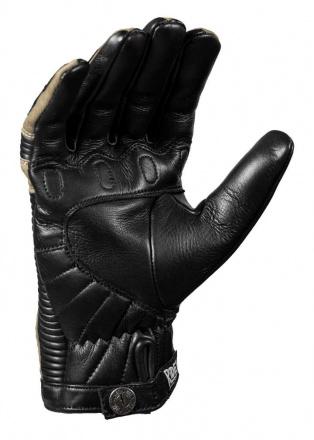 John Doe Durango handschoen, Zwart-Creme (2 van 2)