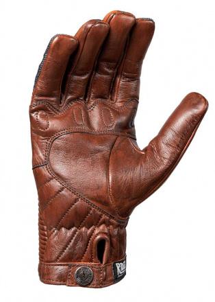 John Doe Durango handschoen, Bruin-Blauw (2 van 2)