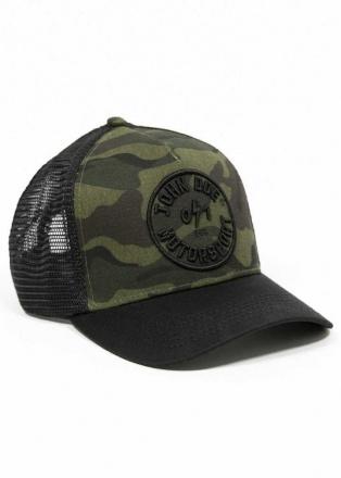 Trucker Hat - Camouflage