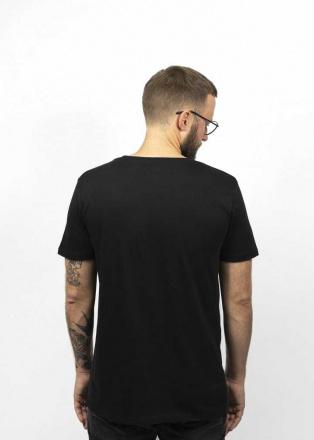 John Doe T-Shirt Cross, Zwart (2 van 2)
