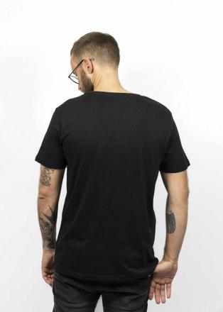 John Doe T-Shirt Skull, Zwart (3 van 3)