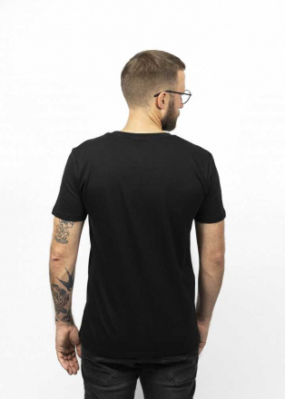 John Doe T-Shirt Wings, Zwart (2 van 2)