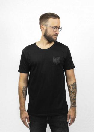 John Doe T-shirt Original, Zwart (1 van 2)