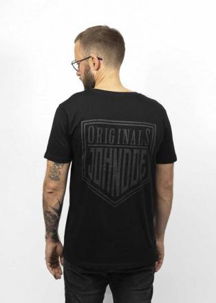 John Doe T-shirt Original, Zwart (2 van 2)
