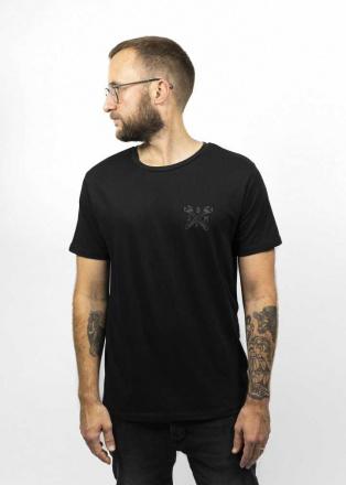 John Doe T-Shirt Classic, Zwart (1 van 2)