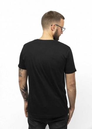 John Doe T-Shirt Braaap, Zwart (2 van 2)