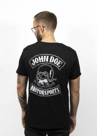 John Doe T-Shirt Ratfink, Zwart (2 van 2)