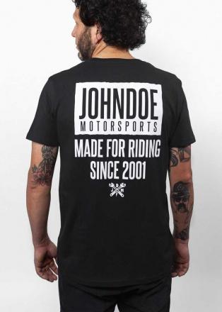 John Doe T-Shirt Signature, Zwart (2 van 2)
