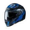 Motorhelm , I70 Reden - Zwart-Blauw