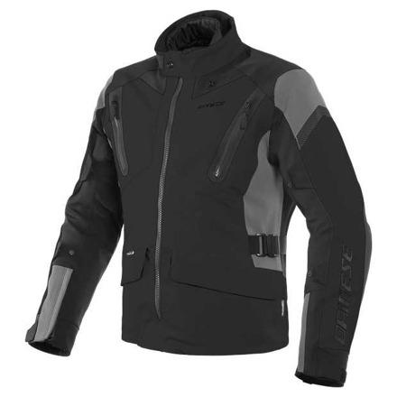 Tonale D-dry Jacket Short/tall - Zwart-Grijs