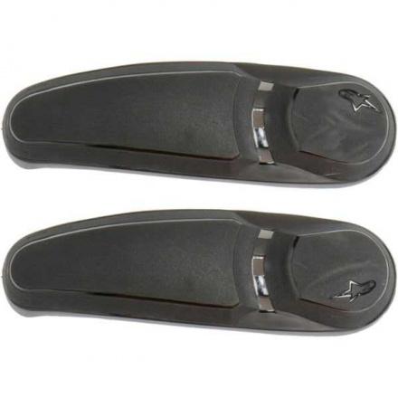 Replacement Toe Slider - Zwart