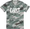 T-Shirt Field - Grijs