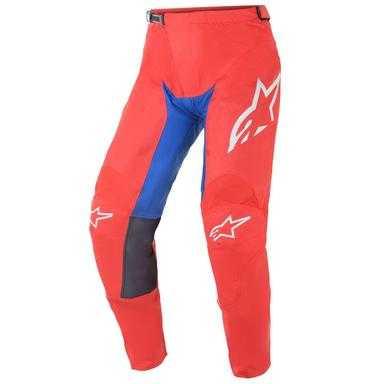Youth Racer Venom Pant - Blauw-Roze-Wit