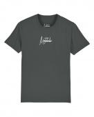 vrijetijds T-shirt - Antraciet
