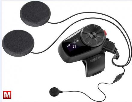 Sena 5S Bluetooth 5.0 Single, Zwart (1 van 1)