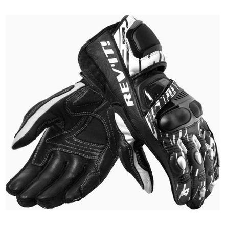 REV'IT! Gloves Quantum 2, Wit-Zwart (1 van 1)