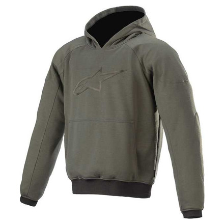 AGELESS HOODIE (4209221) - Army Green
