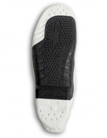 TECH 10 SUPERVENTED SOLE - Zwart-Wit