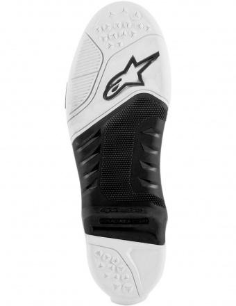 TECH 10 SOLE - Zwart-Wit