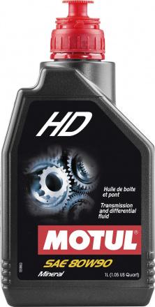 MOTUL HD Transmissieolie - 80W90 1L (10578)