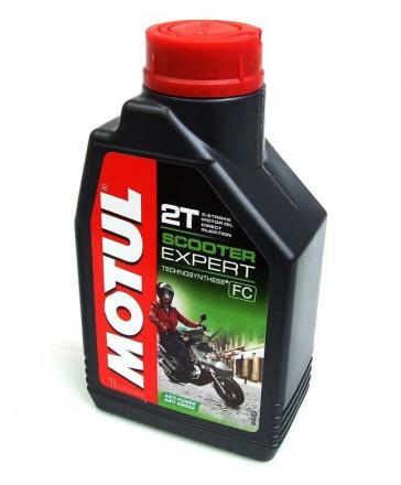 MOTUL Scooter Expert 2T Motorolie - 1L (10588)