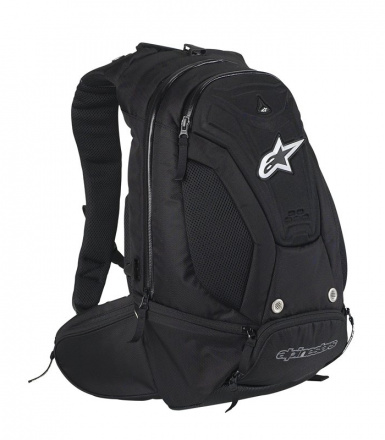 Alpinestars Charger Back Pack, Zwart (1 van 1)