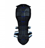 Rug Protector See+ - Zwart-Blauw