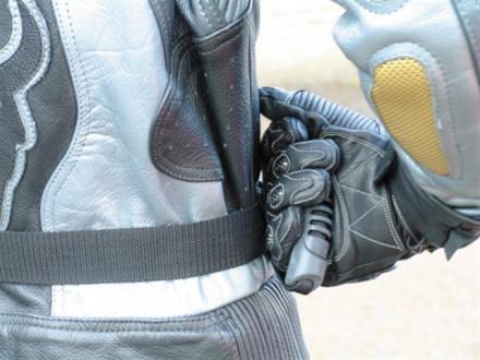 GC Bikewear - Hou Je Vast, Zwart (2 van 2)