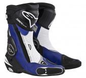 S-MX Plus - Zwart-Blauw-Wit