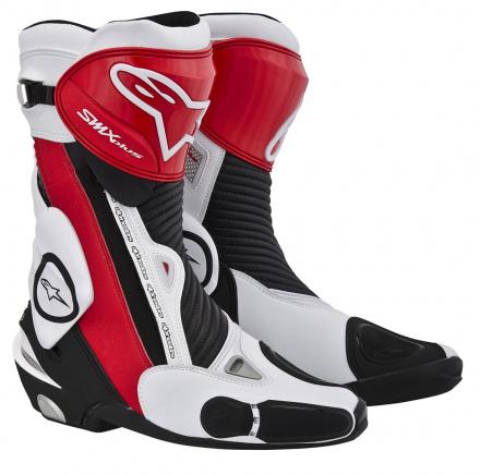 Alpinestars S-MX Plus, Zwart-Rood-Wit (1 van 1)
