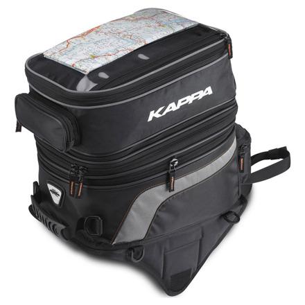 Kappa Tanktas LH201, Zwart (1 van 2)
