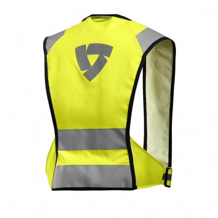 REV'IT! Vest Connector HV, Neon geel (2 van 2)