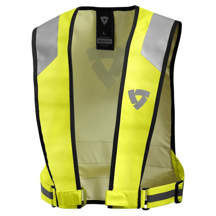 REV'IT! Vest Connector HV, Neon geel (1 van 2)
