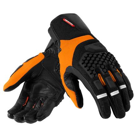 REV'IT! Sand Pro, Zwart-Oranje (1 van 1)