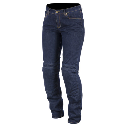 Alpinestars Kerry Tech Denim (Stella/Ladies), Indigo (1 van 2)