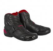 S-MX 1.1 - Zwart-Rood