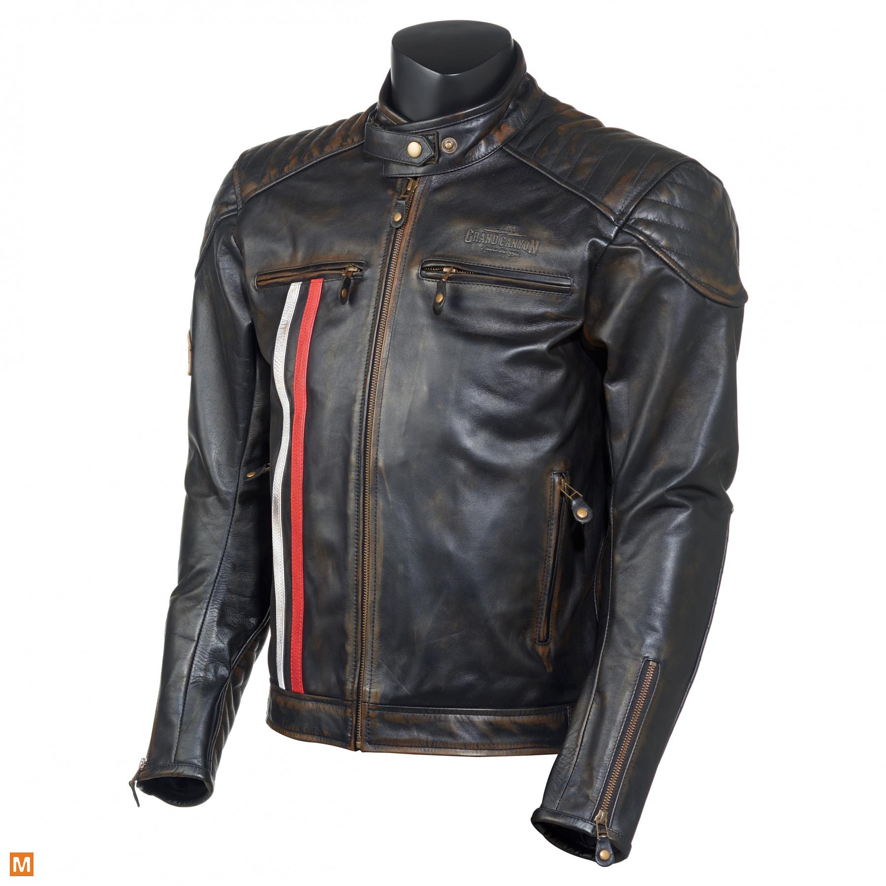 Leren motorjassen MotorkledingOutlet.nl