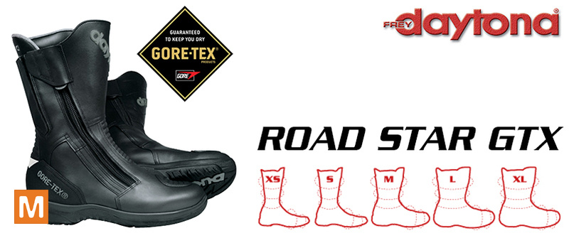 Daytona Road Star GTX Breed